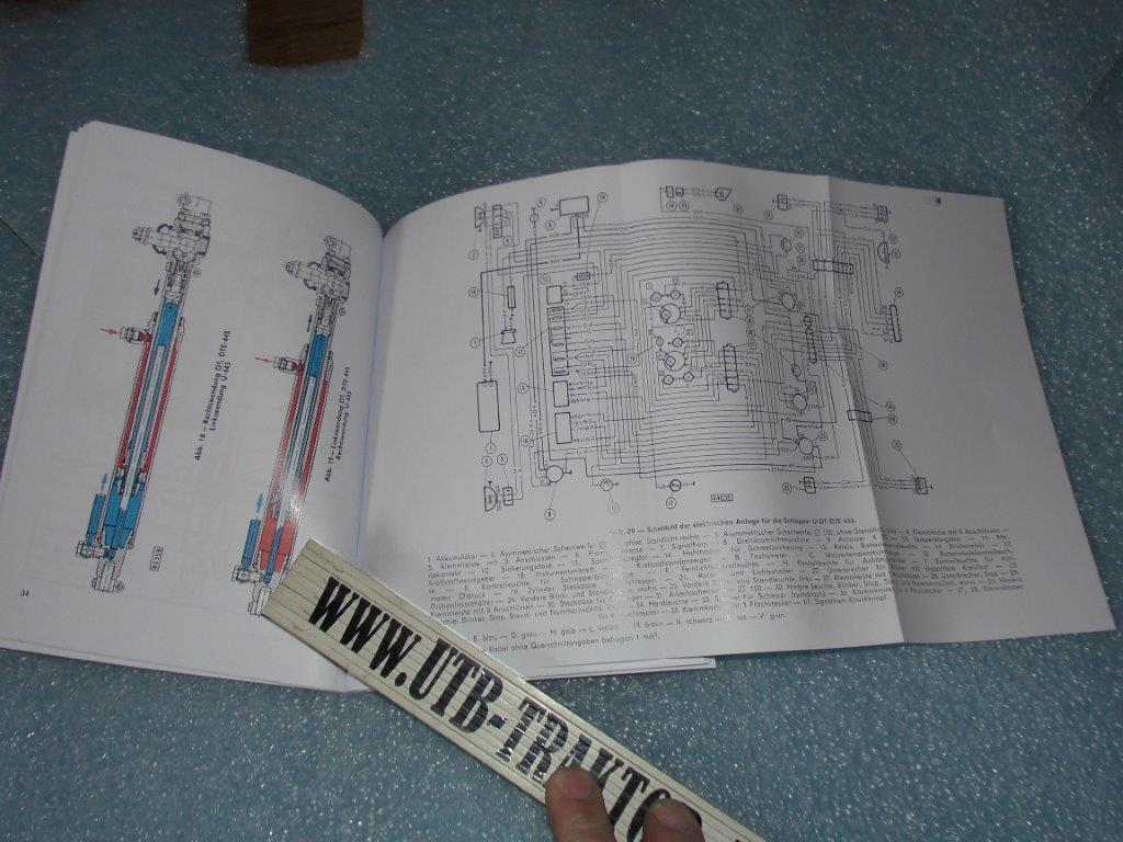 technisches handbuch utb 445 fiat. Black Bedroom Furniture Sets. Home Design Ideas